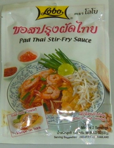 Buy this article : Pad Thai stir-fry sauce for 2 persons