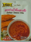 Product : Satay sauce mix was purchased by our customers with the article above.