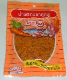 New Product : Bag spicy preparation