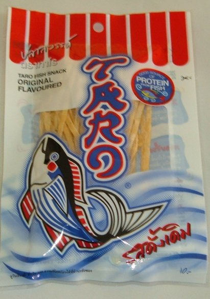 Buy this article : Taro fish snack - Taro fish snack, natural flaoured