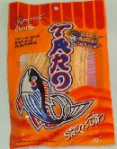 Product : Taro fish snack - BBQ flaoured was purchased by our customers with the article above.