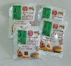 "Category ""Sweets"" : Individual tea bags of dried ginger"