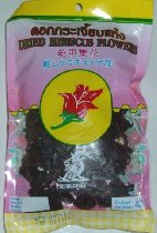 "Category ""Sweets"" : Dried hibiscus flowers, for infusions"