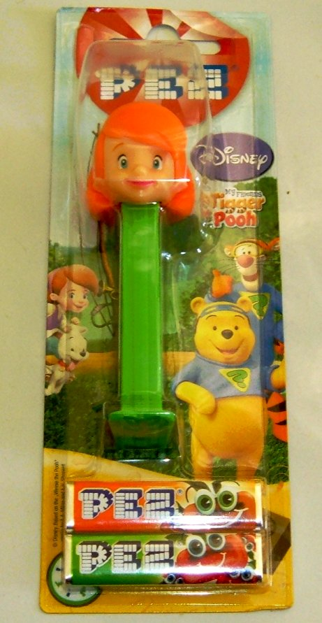 Buy this article : PEZ dispenser Tigger and Pooh