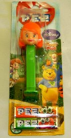 "Category ""PEZ dispenser"" : PEZ dispenser Tigger and Pooh"