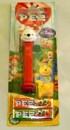 "Category ""PEZ dispenser"" : PEZ dispenser Tigger and Pooh,"