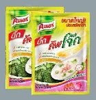List of products by manufacturer of Instant Porridge, Seaweed pork flavored (2 bags of 55g)