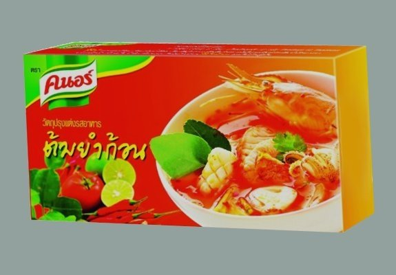 Buy this article : Tom Yum bouillon cube 72 g
