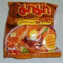 Product : Instant noodles tom yam was purchased by our customers with the article above.