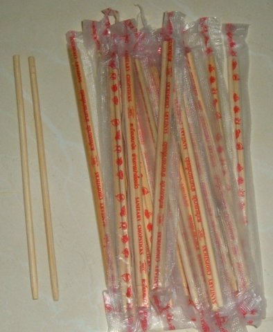 Buy this article : 20 pairs of chopsticks to eat rice or noodles