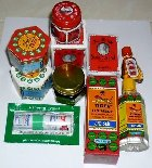 List of products by manufacturer of Assortment discovery of Tiger Balm, Thai balm