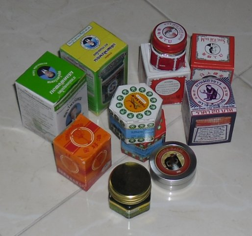 Buy this article : Thailand balm video