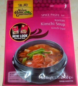 Buy this article : Korean soup KIMCHI