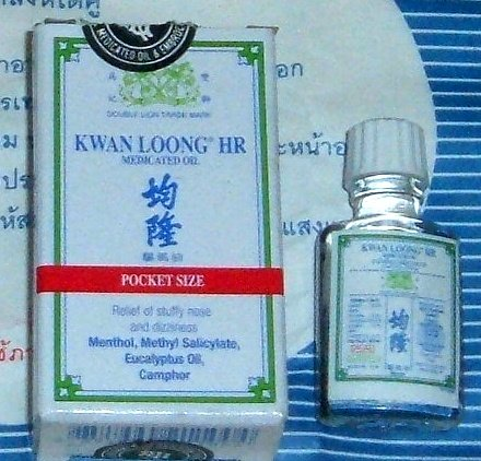 Buy this article : Oil treatment and massage KWAN LOONG HR