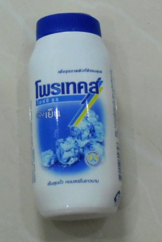 Buy this article : Protex refreshing talc of Thailand, 100 gr