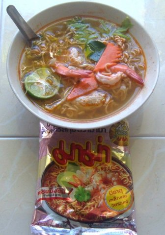 Buy this article : Instant noodles prawn MAMA