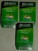 Product : Essence of chicken BRAND's was purchased by our customers with the article above.