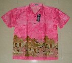 "Category ""T-shirts"" : Shirt Thai silk XL"