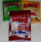 3 packets assorted herbal teas TRA Fitne