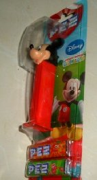 "Category ""PEZ dispenser"" : PEZ dispenser MICKEY MOUSE"