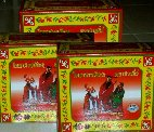 Chinese Green Tea 3 boxes of 45 gr