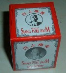 New Product : Siang Pure Balm, white box balm